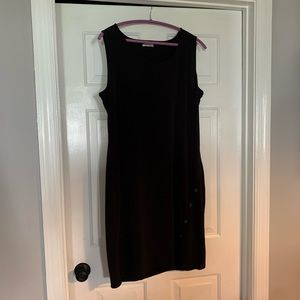 Maurices Polyester Spandex Sheath Dress